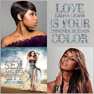 Jennifer Hudson ft. Leona Lewis Love Is Your Colour cover art