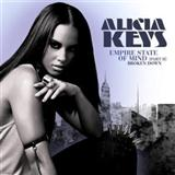 Alicia Keys Empire State Of Mind (Part II) Broken Down l'art de couverture