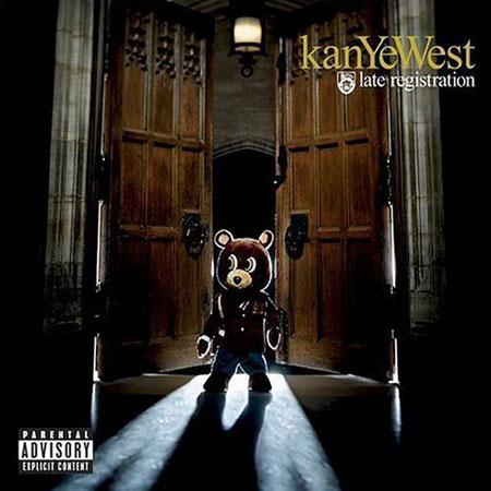 Kanye West Gold Digger cover art