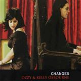 Kelly & Ozzy Osbourne Changes cover art