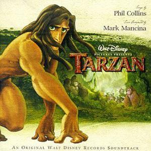 Phil Collins You'll Be In My Heart cover art