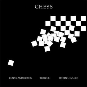 Andersson and Ulvaeus Where I Want To Be (from Chess) cover art