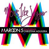 Maroon 5 - Moves Like Jagger (featuring Christina Aguilera)