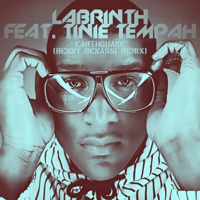 Labrinth Earthquake (feat. Tinie Tempah) cover art