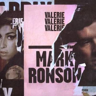 Valerie Feat Amy Winehouse Sheet Music Mark Ronson Piano