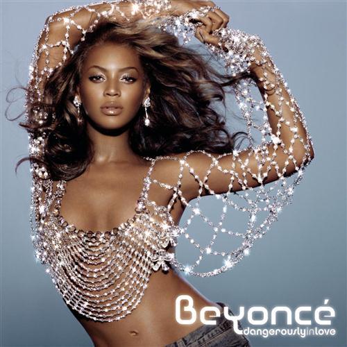 Beyoncé Crazy In Love l'art de couverture