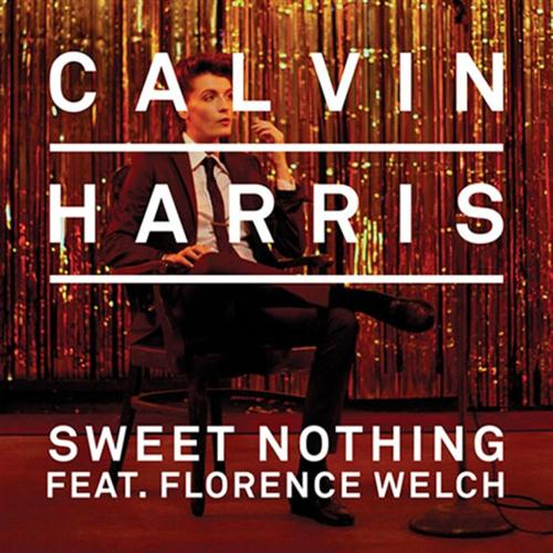 Calvin Harris Sweet Nothing (feat. Florence Welch) cover art