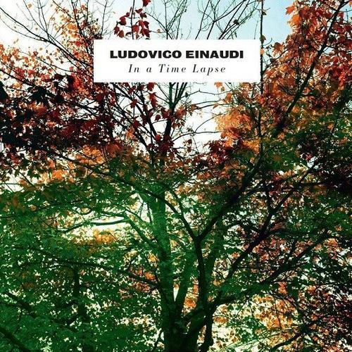 Ludovico Einaudi Walk l'art de couverture