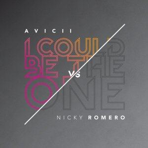 Avicii & Nicky Romero I Could Be The One cover art