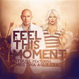 Pitbull - Feel This Moment (feat. Christina Aguilera)