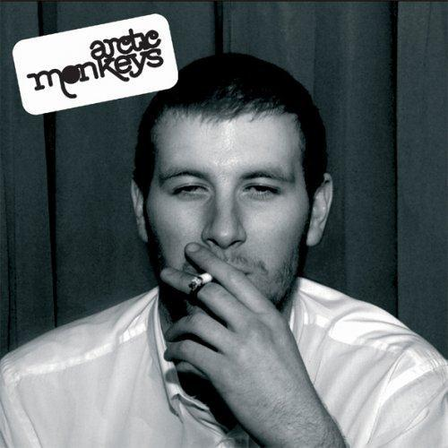 Arctic Monkeys I Bet You Look Good On The Dance Floor cover art