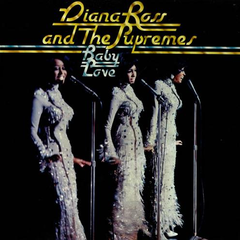 The Supremes Baby Love cover art