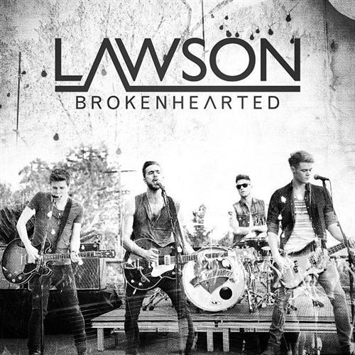 Lawson Brokenhearted (feat. B.o.B) cover art