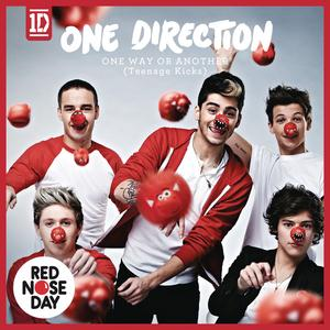 One Direction One Way Or Another (Teenage Kicks) cover art