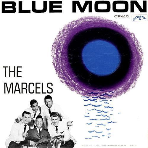 blue moon sheet music the marcels ttbb choir. Black Bedroom Furniture Sets. Home Design Ideas