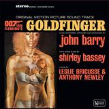 Shirley Bassey Goldfinger cover art