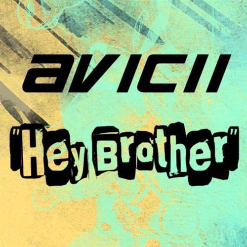 Avicii Hey Brother cover art