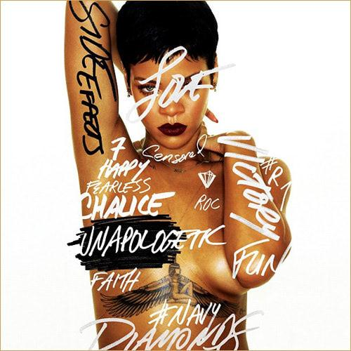 Rihanna What Now cover art