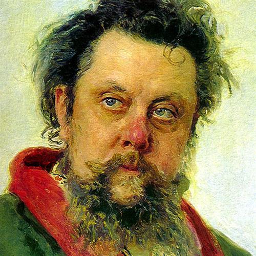 Modest Mussorgsky Marina's Aria From 'Boris Godunov' cover art