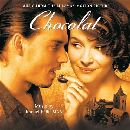 Rachel Portman Passage Of Time (from Chocolat) cover art