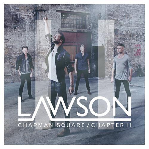 Lawson Parachute cover art
