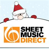 Traditional - The Sheet Music Direct Christmas Carol Collection 1 (5 songs)