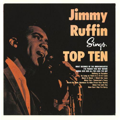 Jimmy Ruffin What Becomes Of The Brokenhearted? cover art