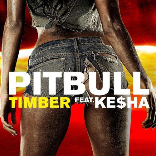 Pitbull Timber (feat. Kesha) cover art