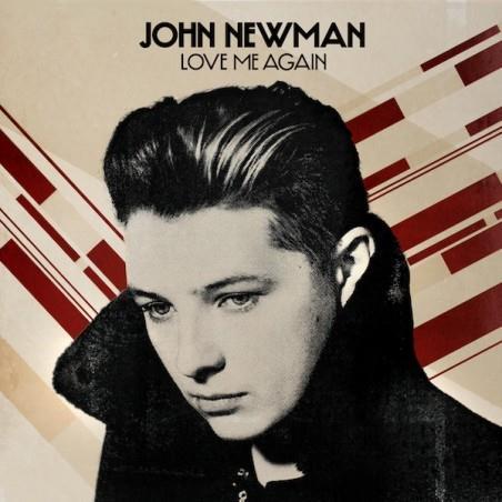 John Newman Love Me Again cover art