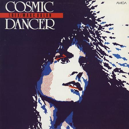 T. Rex Cosmic Dancer cover art