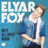 Elyar Fox Do It All Over Again arte de la cubierta