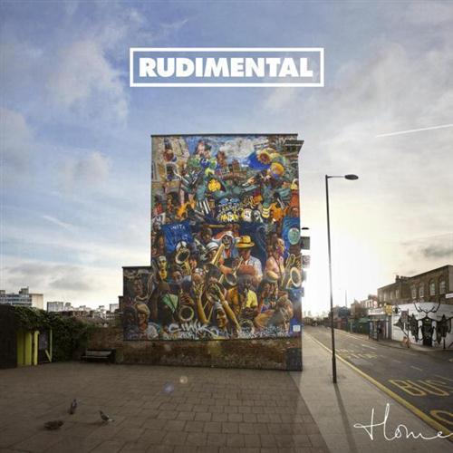 Rudimental Powerless (feat. Becky Hill) cover art