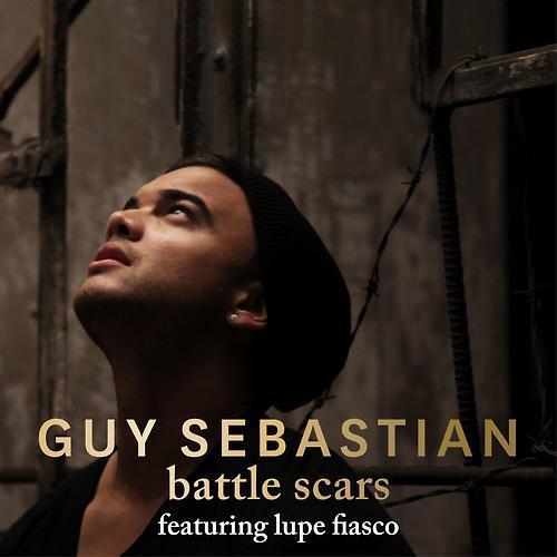 Guy Sebastian Battle Scars (feat. Lupe Fiasco) cover art