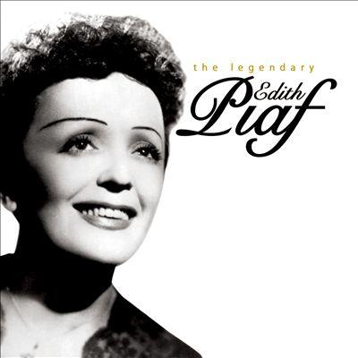 Edith Piaf The Three Bells (Les Trois Cloches) cover art