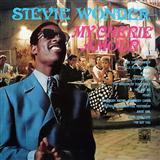 Stevie Wonder My Cherie Amour l'art de couverture