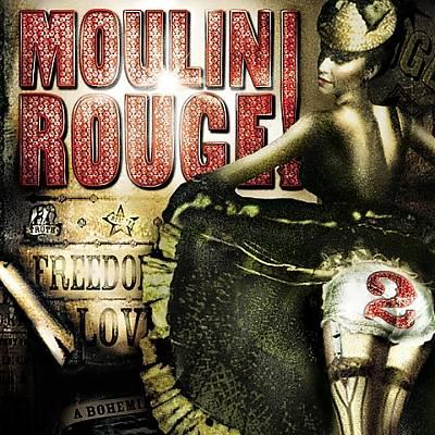 Steve Sharples Bolero (Closing Credits from 'Moulin Rouge') cover art