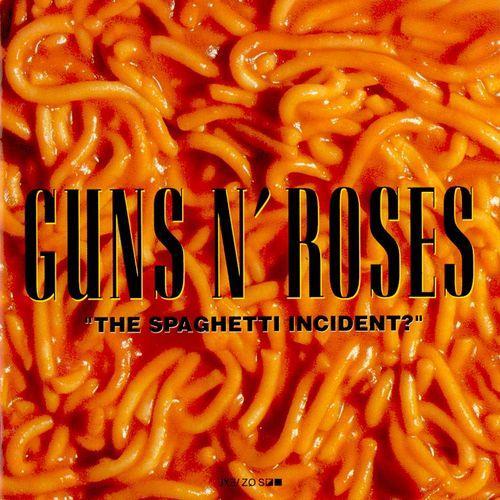 Guns N' Roses Down On The Farm cover art