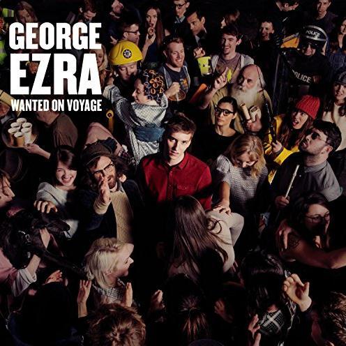 George Ezra Budapest cover art