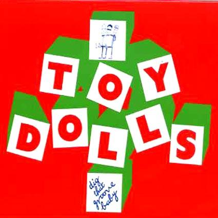 Toy Dolls Nellie The Elephant cover art