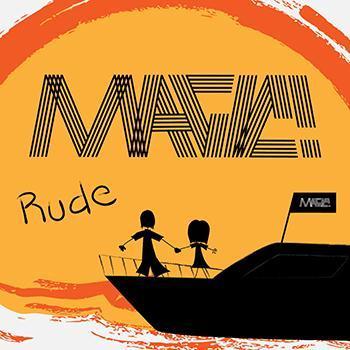 MAGIC! Rude cover art