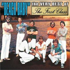 The First Class Beach Baby cover art