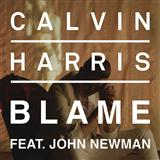 Calvin Harris - Blame (feat. John Newman)