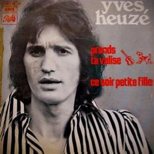 Yves Heuze Ce Soir Petite Fille cover art