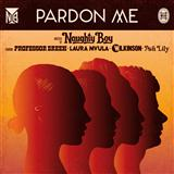 Naughty Boy Pardon Me (featuring Professor Green, Laura Mvula, Wilkinson and Ava Lily) cover art