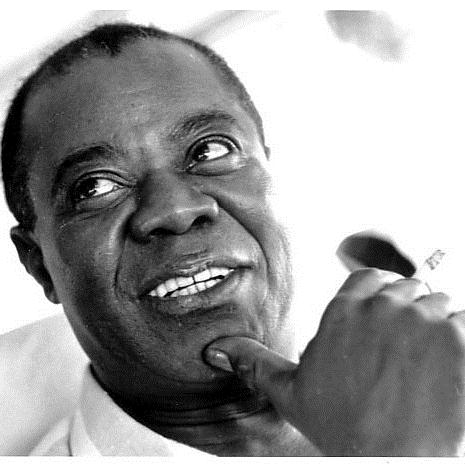 Louis Armstrong Pennies From Heaven cover art