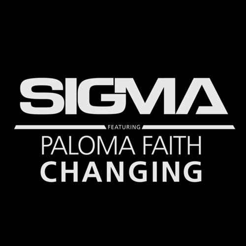 Sigma Changing (feat. Paloma Faith) cover art
