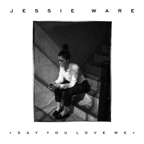 Jessie Ware Say You Love Me cover art
