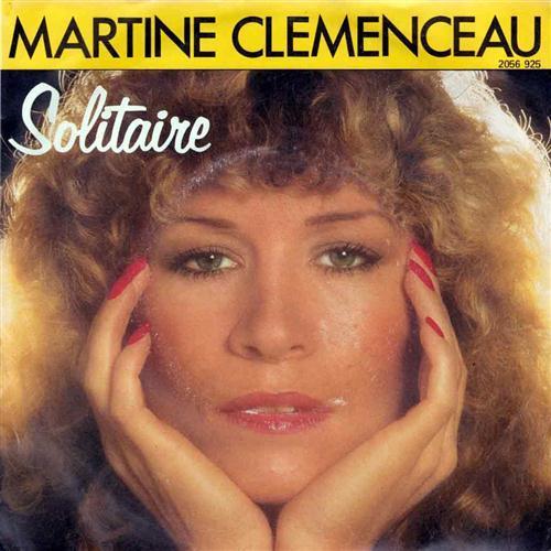 Martine Clemenceau Je Veux Vivre Avec Toi cover art