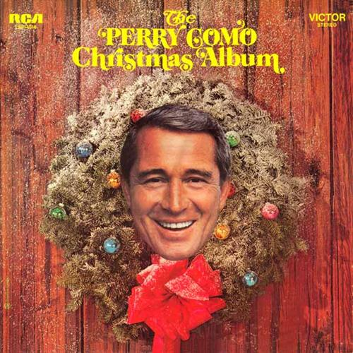 Perry Como It's Beginning To Look A Lot Like Christmas cover art