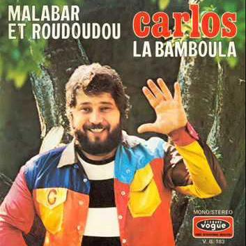 Carlos Malabar Et Roudoudous cover art